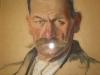 Lubowiecki Antoni - Portret chłopa ze Skrzynek VII