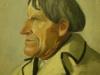 Lubowiecki Antoni - Portret chłopa zGlinnika