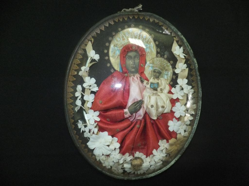 Obrazek sakralny – Matka Boska Częstochowska