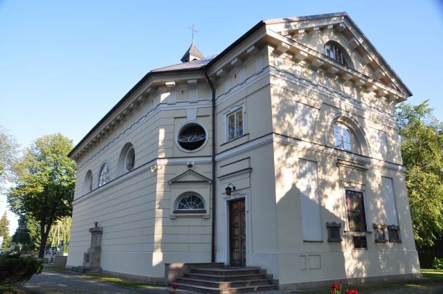 kościół wNadarzynie pw. św. Klemensa