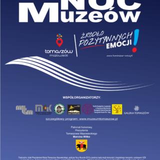 Noc Muzeów 2018 – program