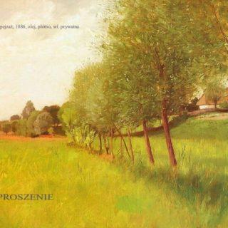 Wystawa malarstwa Romana Kochanowskiego (1857 – 1945)
