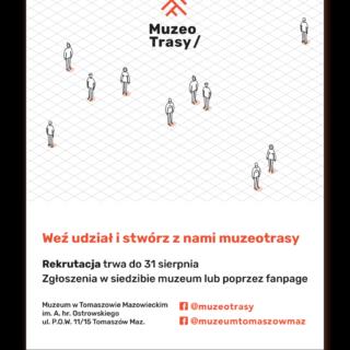 Muzeotrasy – aktywne zwiedzanie tomaszowskiego Muzeum