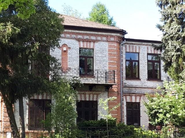 Dom rodzinny Zygmunta Różyckiego