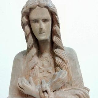 """Rzeźba – """"POLSKA CIERPIĄCA"""""""