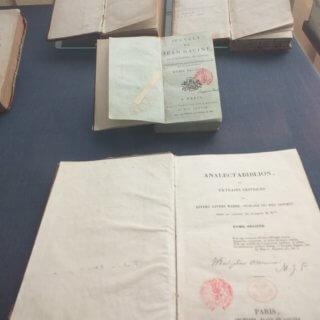 Ekslibris – znak własnościowy książki. Cz. 1