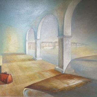 Obrazy Ryszarda Kustrzyńskiego