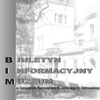 Biuletyn Informacyjny Muzeum