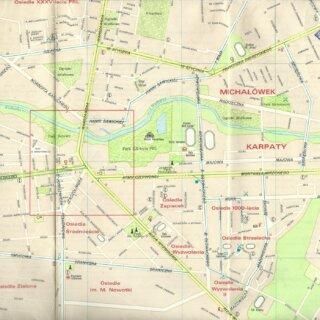 O zmianach nazw tomaszowskich ulic
