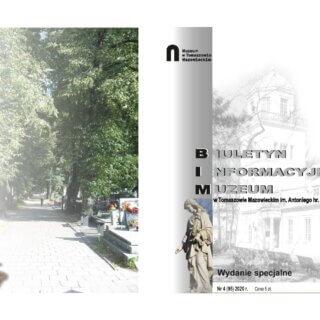 Numer specjalny Biuletynu Informacyjnego Muzeum