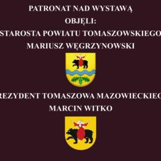 """Zaproszenie na wernisaż """"Źródła"""". Martta Węg. Malarstwo."""