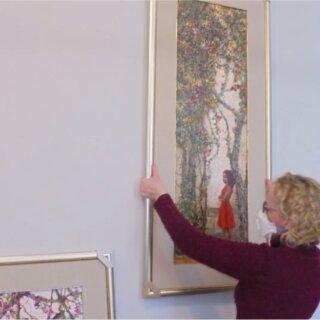Wystawa ŹRÓDŁA Martta Węg. Malarstwo