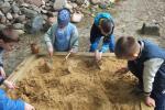 Zajęcia archeologiczne dla dzieci