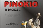"""Wystawa Plastyki Teatralnej pt. """"PINOKIO W DRODZE..."""""""